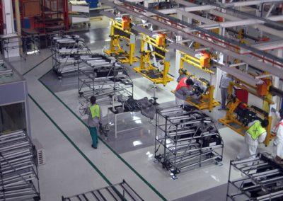 Epoxy-Flooring--Vehicle-Engine-Plant