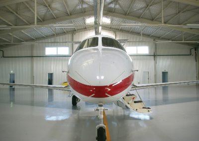 Hangar-Floor