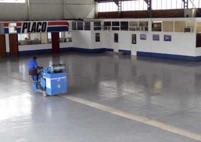 Placo-Vacu-Blasting