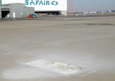 SAFAIR-Appron-Repairs